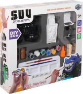 Ігровий набір Shantou Автомобіль з фарбами 15 деталей F106973