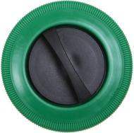 Кришка CarLife для бензобаку d=70 мм, зелена