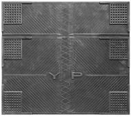Антивібраційний килимок Дубенський завод ГТВ К-215 61,5x61,5