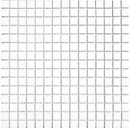 Плитка Guangzhou Glory Building Material Мозаїка скляна біла 32,7x32,7