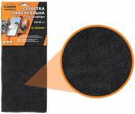 Салфетка из микрофибры 30x40 см черная Lavita LA 1503040 1 шт.