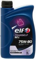 Мастило трансмісійне Elf Tranself NFJ 75W-80 1л