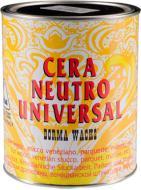 Воск Borma Wachs 0100 СERA NEUTRO UNIVERSAL без оттенка высокий глянец 0,5 л