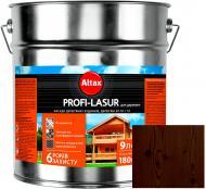 Лазурь Altax Profi-Lasur палисандр шелковистый мат 9 л