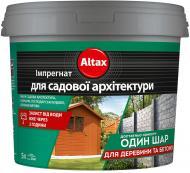 Імпрегнат для садової архітектури Altax палісандр 5 л