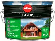 Лазур Lasur Altax коричневий 2,5 л