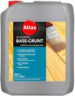 Грунт для дерева Altax Base-Grunt глубоко-консервирующий бесцветный 5 л
