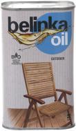 Масло Belinka Oil exterier полуглянец прозрачный 0,5 л