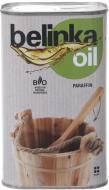 Масло Belinka Paraffin не создает пленку бесцветная 0,5 л