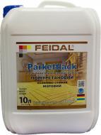 Лак паркетний Acryl Parkettlack Feidal мат 10 л прозорий