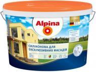 Фарба Alpina для еклюзивних фасадів В1 білий 2,5л
