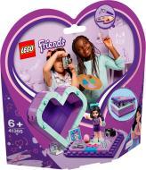 Конструктор LEGO Friends Шкатулка-сердечко Эммы 41355