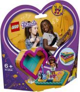 Конструктор LEGO Friends Коробка-сердце с Андреа 41354