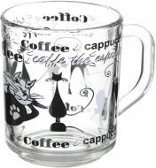 Чашка Green Tea Cats Galleryglass