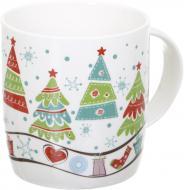 Чашка Новогодняя 320 мл GGP