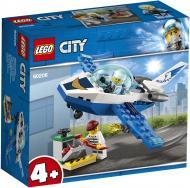 Конструктор LEGO City Повітряна поліція: патрульний літак 60206
