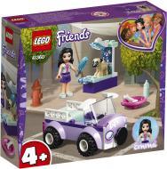 Конструктор LEGO Friends Пересувна ветеринарна клініка Емми 41360