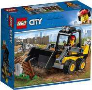 Конструктор LEGO City Будівельний навантажувач 60219
