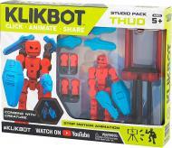 Игровой набор Stikbot для анимационного творчества Klikbot S1(TST2600Blu)