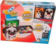 Игровой набор Stikbot для анимационного творчества TOASTER PETS