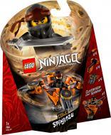 Конструктор LEGO Ninjago Коул: майстер Спін-джитцу 70662