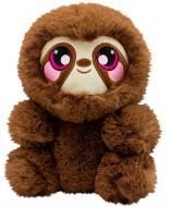 Мягкая игрушка Squeezamals Ленивец Сидни 20 см SQ00937-5008