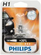 Лампа галогенна Philips (12258PRB1) H1 P14.5s 12 В 55 Вт 1 шт 3950