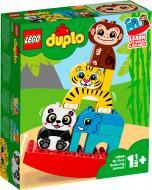 Конструктор LEGO Duplo Мои первые животные-акробаты 10884