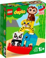 Конструктор LEGO Duplo Мої перші тварини-акробати 10884