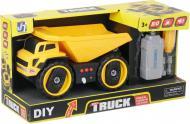 Конструктор MERX Limited вантажівка з шуруповертом 25х12х13.5 см MX0304523