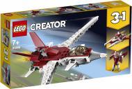 Конструктор LEGO Creator Футуристичний літак 31086