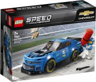 Конструктор LEGO Speed Champions Автомобіль Chevrolet Camaro ZL1 Race Car 75891