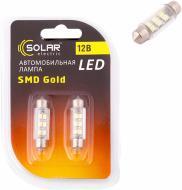 Лампа світлодіодна Solar LS276 SV8.5 12 В 2 шт
