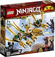Конструктор LEGO Ninjago Золотий дракон 70666