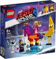 Конструктор LEGO Movie Знайомство з королевою Позеркою Яктобі 70824