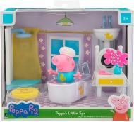 Игровой набор Peppa Pig Ванна SPA (со светоовым эфектом)