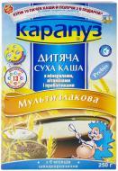 Каша безмолочная Карапуз мультизлаковая 4820012000906 250 г