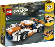 Конструктор LEGO Creator Помаранчевий гоночний автомобіль 31089