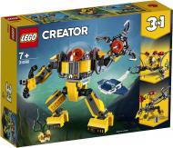 Конструктор LEGO Creator Підводний робот 31090