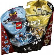 Конструктор LEGO Ninjago Нія і Ву: майстри Кружітцу 70663