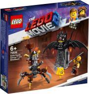 Конструктор LEGO Movie Бетмен і Залізна Борода до бою готові 70836