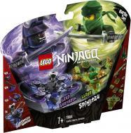 Конструктор LEGO Ninjago Ллойд майстер Кружітцу проти Гармадона 70664