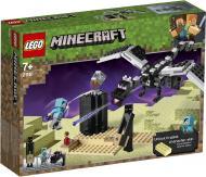 Конструктор LEGO Minecraft Битва в Краю 21151