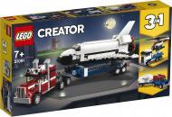 Конструктор LEGO Creator Тягач із шатлом 31091