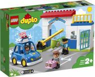 Конструктор LEGO DUPLO Поліцейська дільниця 10902