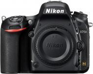 Фотоапарат Nikon D750 black body