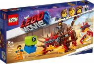 Конструктор LEGO Movie Ультра Киця та Вайлдстайл воїн! 70827