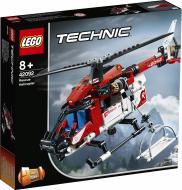 Конструктор LEGO Technic Рятувальний гелікоптер 42092