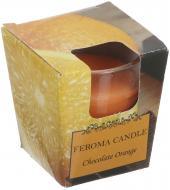 Свічка Арома Стопка Chocolate Orange Feroma Candle