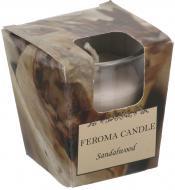 Свічка Арома Стопка Sandalwood Feroma Candle